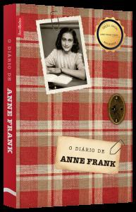 Livro - O diário de Anne Frank