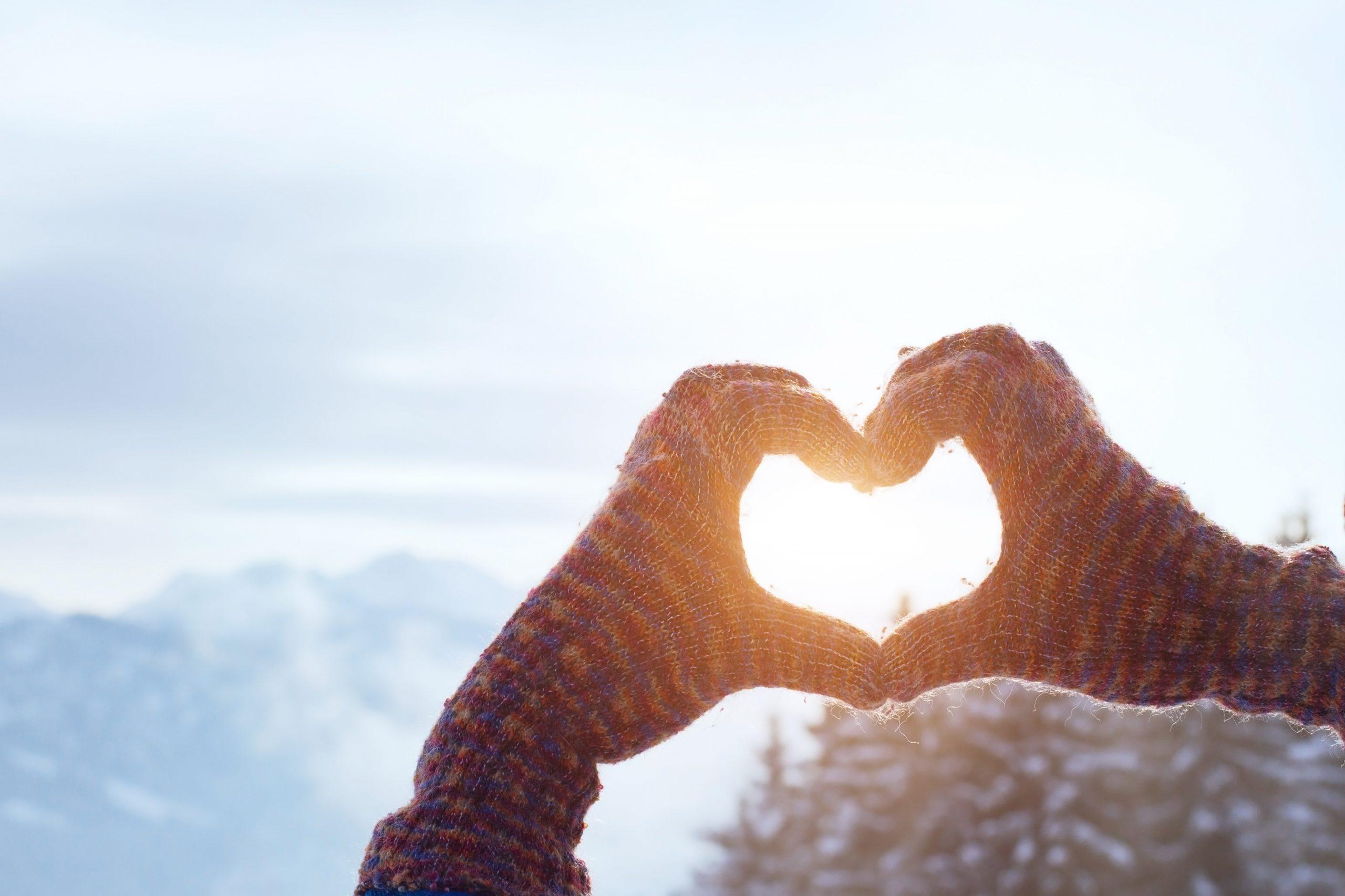 Amo inverno